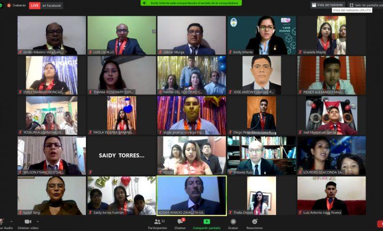Photo of Más de 50 nuevos bachilleres de la UNTUMBES participan de ceremonia virtual