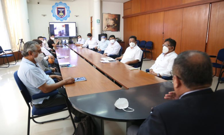 Photo of UNTUMBES busca cumplir con el proceso de admisión suspendido por pandemia