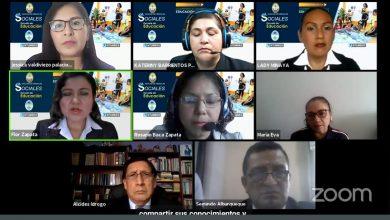 Photo of UNTUMBES desarrolla conversatorio sobre la Educación Inicial