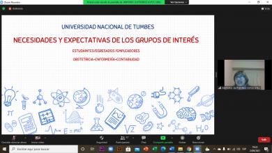 Photo of La Escuela de Obstetricia desarrolló con éxito el Taller de Grupo de Interés